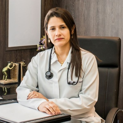 Drª. Audrey Torres Barbosa