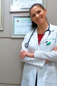 Drª. Diana de Barros Costa Marques Giacon